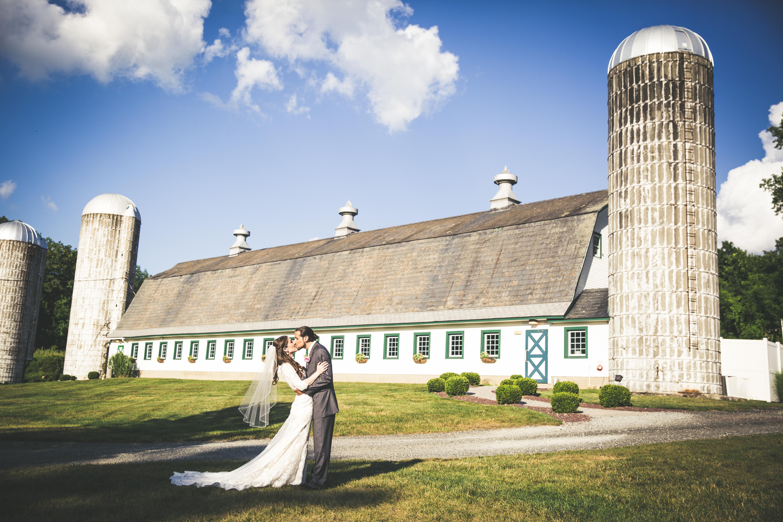 perona farms wedding photos
