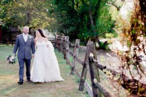 smithville inn wedding photos