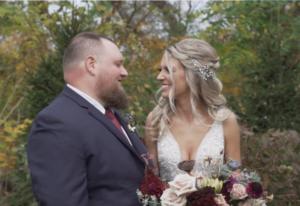 Popular NJ Wedding Videographers Melissa and John