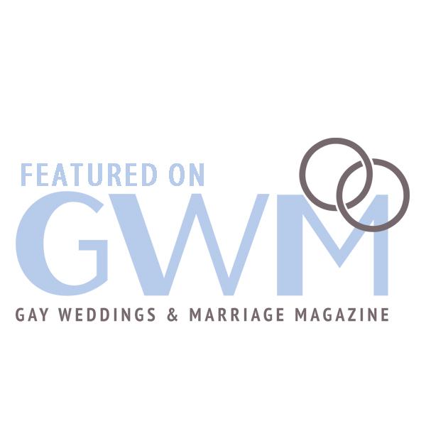 gay weddings and marriage magazine