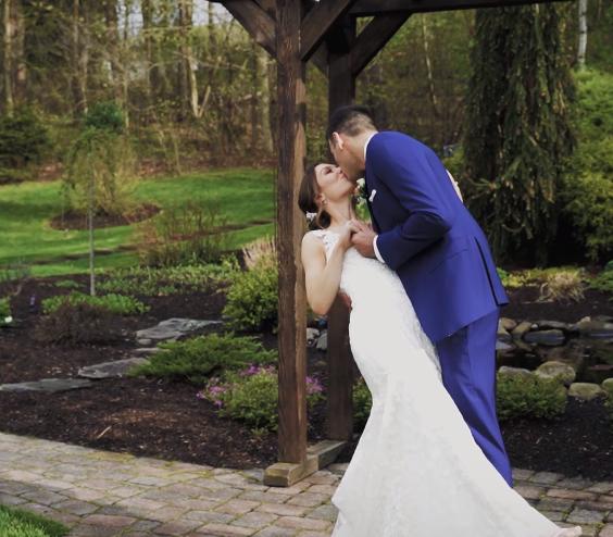 PA wedding videography