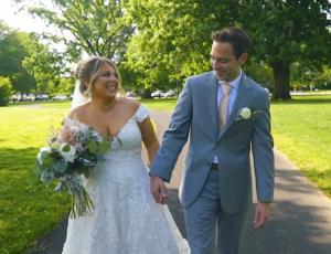 PA wedding video
